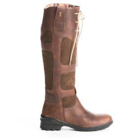 Tredstep Avoca Boots Dark Brown