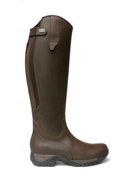 Tuffa Aylsham All Rounder Long Boot - Brown