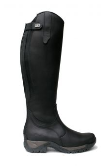 Tuffa Aylsham All Rounder Long Boot - Black
