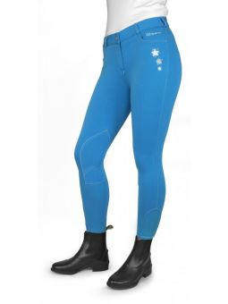 John Whitaker Kids Calder Breeches  Blue
