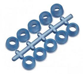 LeMieux Easy Stud Plugz 60pk Blue
