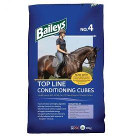 Baileys No 4 - Top Line Conditioning Cubes
