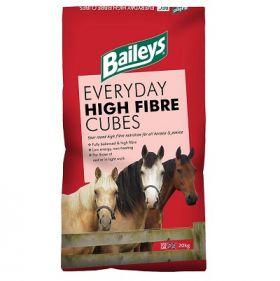 Baileys Everyday High Fibre Cubes 20kg