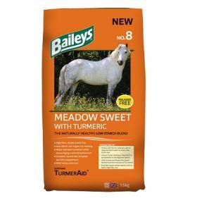 Baileys Meadow Sweet with Turmeric 15kg - Baileys