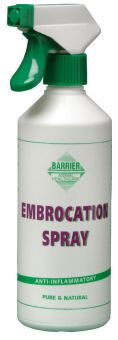 Barrier Embrocation Spray 500ml
