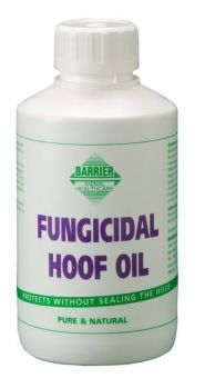 Barrier Fungicidal Hoof Oil Natural 500ml