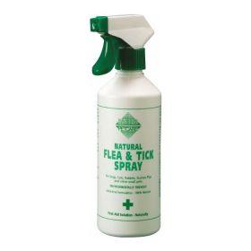 Barrier Natural Flea & Tick Spray 400ml