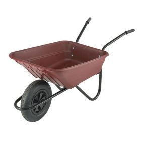 Multi Purpose Wheelbarrow Burgundy