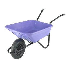 Multi Purpose Wheelbarrow Lilac