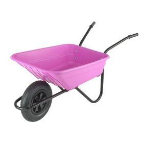 Multi Purpose Wheelbarrow Pink