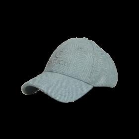 Kentucky Wool Baseball Cap - Light Blue