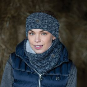 Equetech Blended Cable Knit Snood