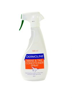 Dermoline Mane and Tail Conditioner 500ml Spray