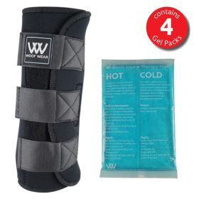Woof Wear Ice Therapy Boots inc Therapy Packs - WB0057