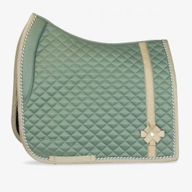 PS of Sweden Bow Dressage Saddle Pad Thyme-Full (Large) - Clearance - PS of Sweden