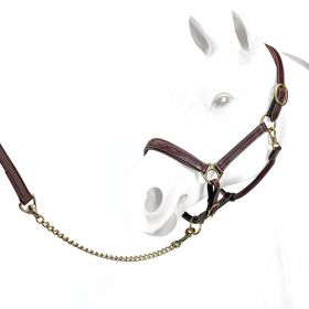 Equipe Emporio Fancy Stitch Headcollar