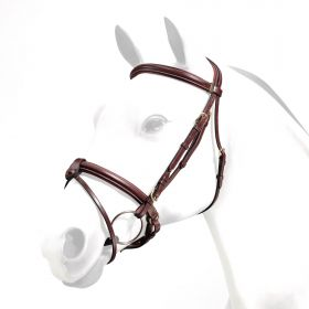 Equipe Emporio Bridle with Removable Flash
