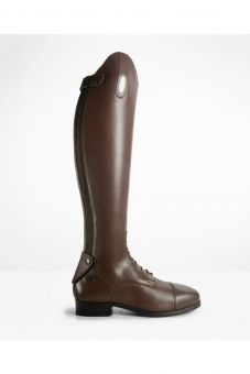Brogini Capitoli V2 Laced Riding Boots-Brown-42 - UK 8-2-Tall