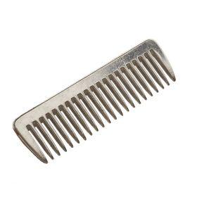 Bitz Small Metal Mane Comb - Bitz
