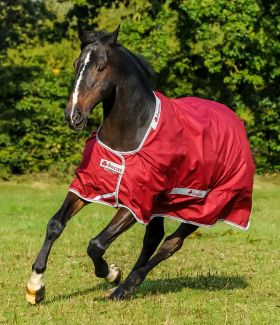 Bucas Select Turnout Rug  Ruby