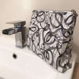 Equetech Bridles Oilcloth Wash Bag