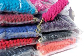 Cotton Lead Rope - Pack Of 10 - Special Offer