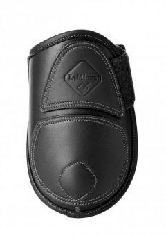 LeMieux Capella Leather Fetlock Boots  Black