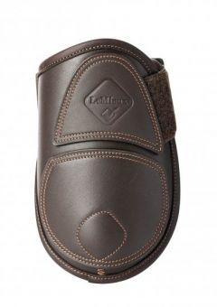 LeMieux Capella Leather Fetlock Boots  Brown