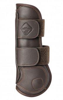 LeMieux Capella Leather Tendon Boots  Brown