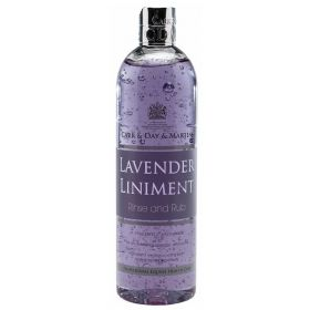 Carr Day & Martin Lavender Liniment 500ml