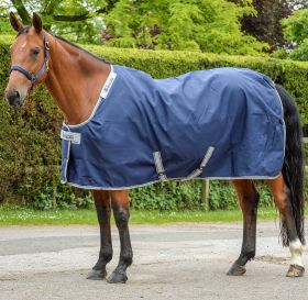 Bucas Celtic Stable Light Rug Navy