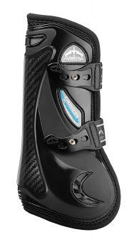 Veredus Carbon Gel Vento Tendon Boots  Black