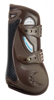 Veredus Carbon Gel Vento Tendon Boots Brown