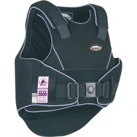 Champion FlexAir Body Protector Adults Black - Grey