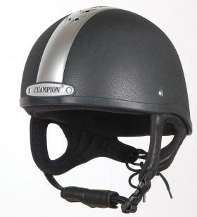 Champion Ventair Skull Deluxe-Black -52cm - 00.5 - 6 3/8 Clearance - Champion