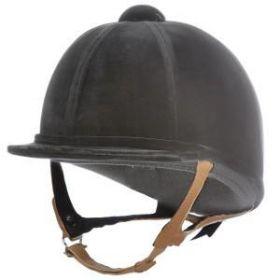Charles Owen Showjumper XP Riding Hat Childs Sizes 49-55cm Grey