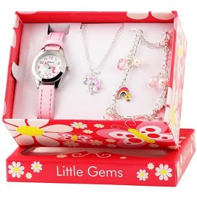 Little Gems Unicorn Charm Set
