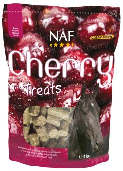 NAF Cherry Treats 1kg