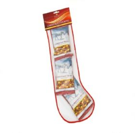 Lincoln Christmas Stocking