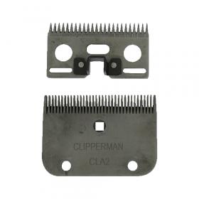 Clipperman CLA2 German Steel Blade Set 3mm