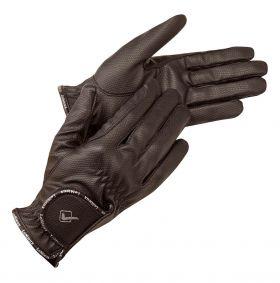 LeMieux Classic Riding Gloves - Brown