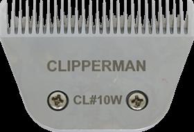 Clipperman A5 #10 Wide German Steel Blade Set