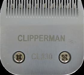 Clipperman A5 #30 German Steel Blade Set