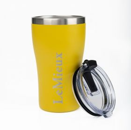 LeMieux Coffee Cup Dijon - LeMieux