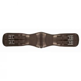 Collegiate Memory Foam Dressage Girth  Brown