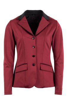 Montar Cherry Ruby Red Pipe Competition Jacket