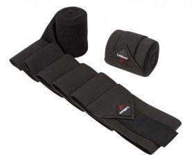 LeMieux Combi Bandages - Pair  Black