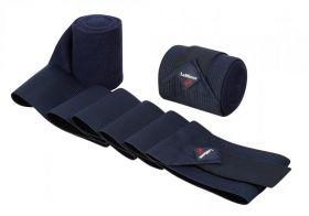 LeMieux Combi Bandages - Pair  Navy