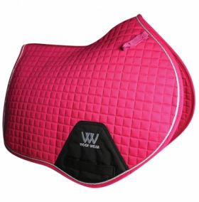 Woof Wear Close Contact Saddle Cloth Colour Fusion - WS0003 Berry