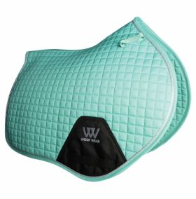 Woof Wear Close Contact Saddle Cloth Colour Fusion - WS0003 Mint Green